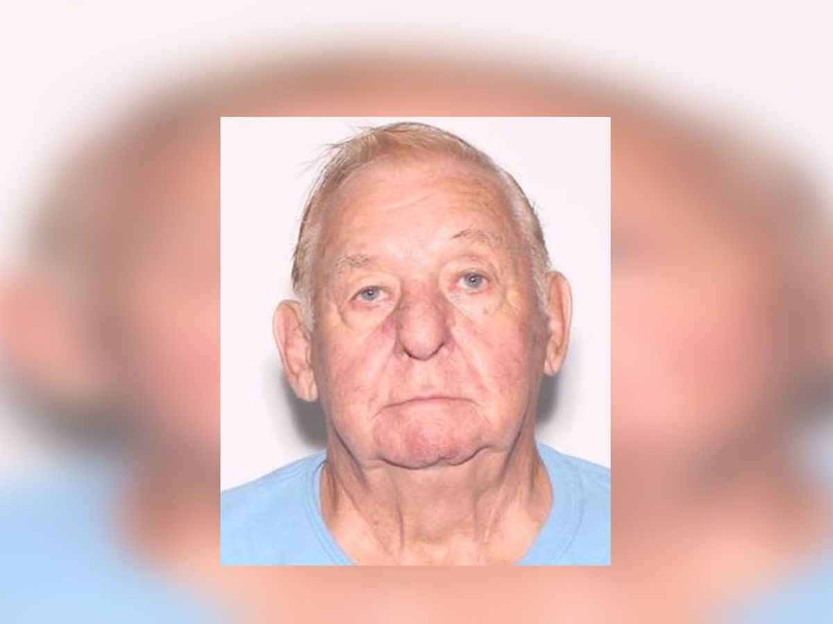 Silver Alert issue for missing Charlotte County man
