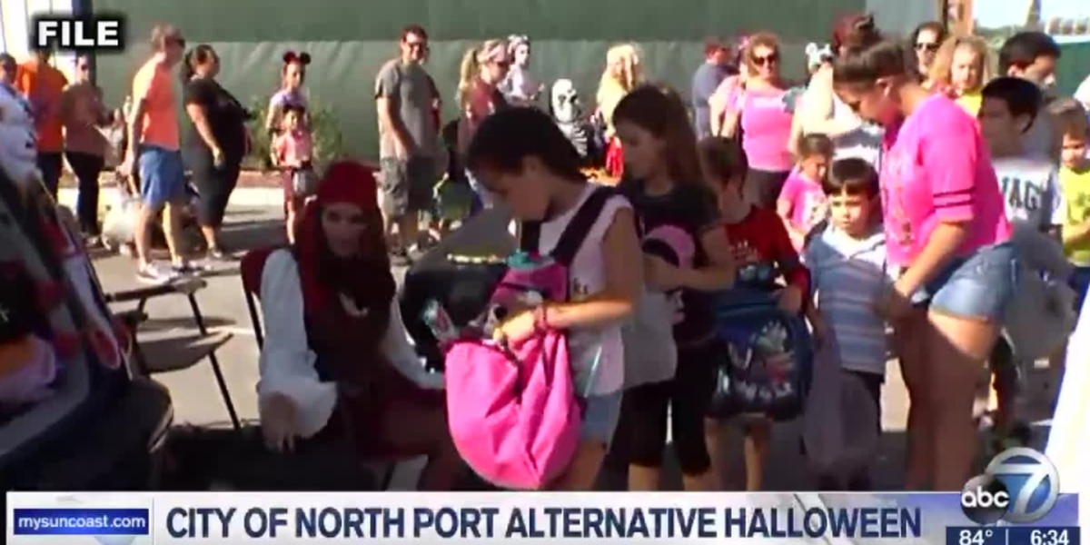 North Port residents come together to create an alternative Halloween event