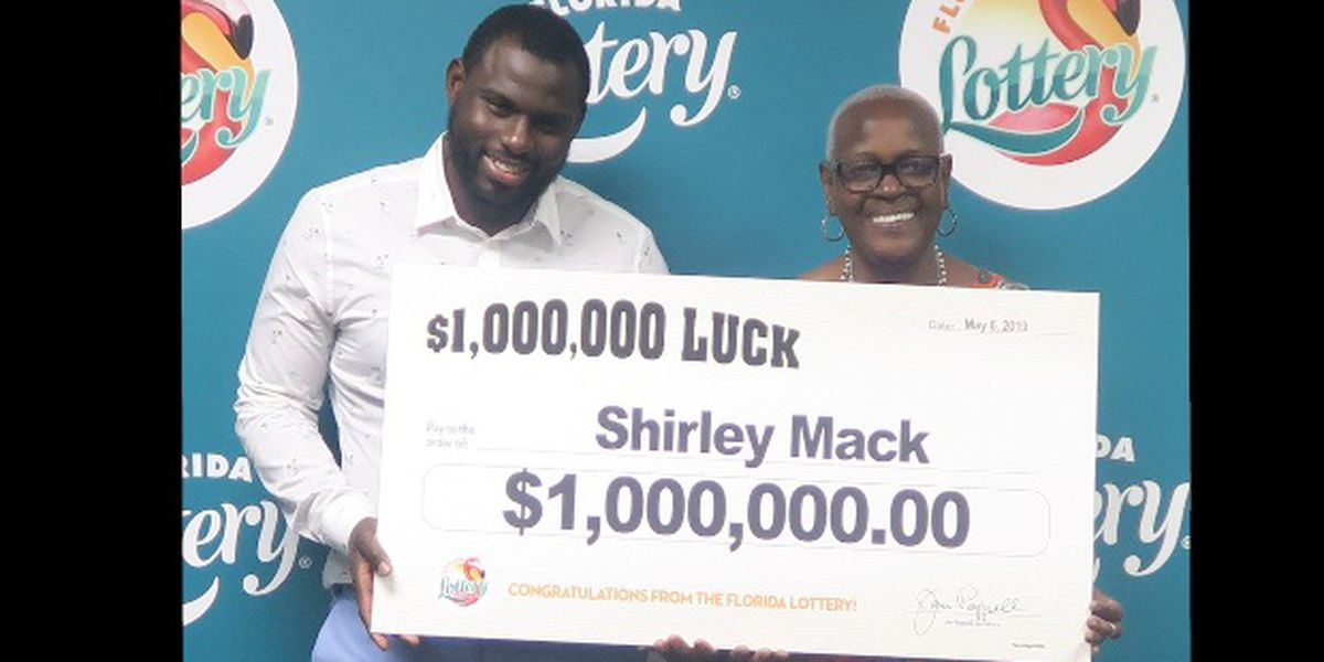 Bradenton woman wins $1 million after buying a $5 lottery scratch-off