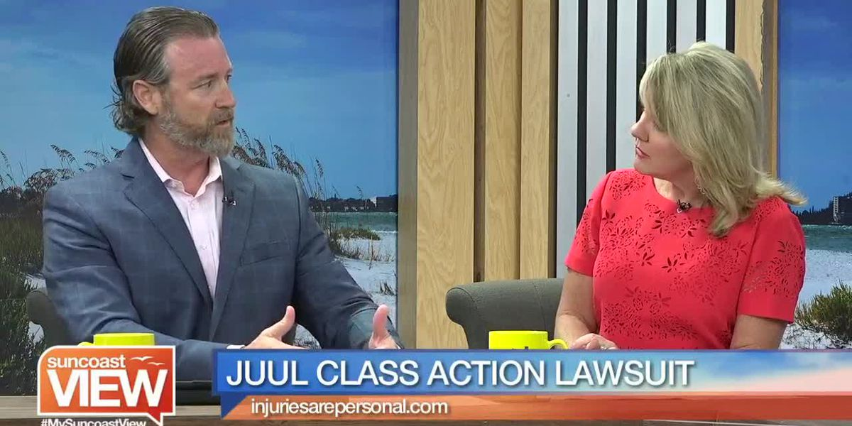 Carl Reynolds Law Breaks Down the Juul Class Action Lawsuit | Suncoast View