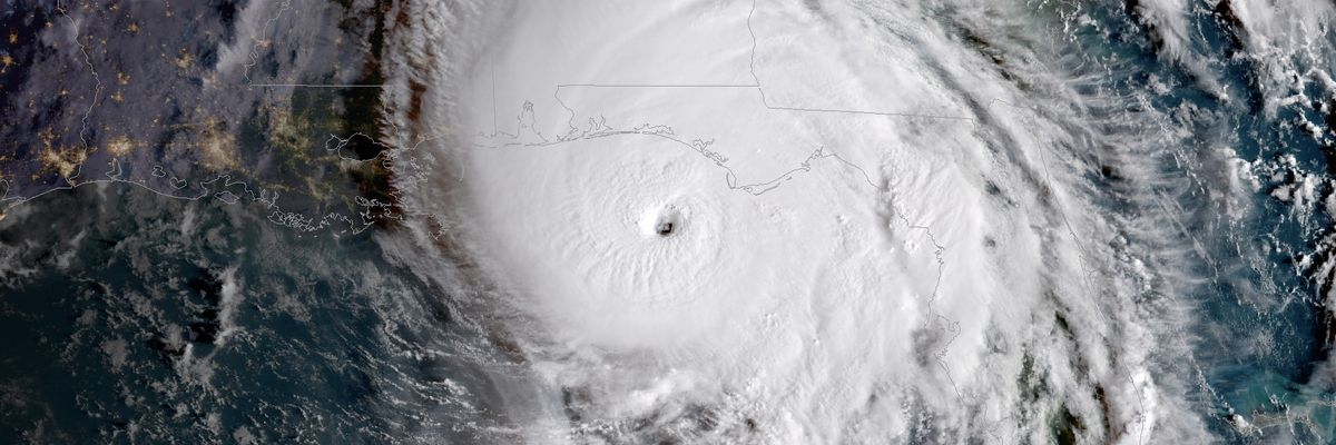 Extreme hurricane season predicted