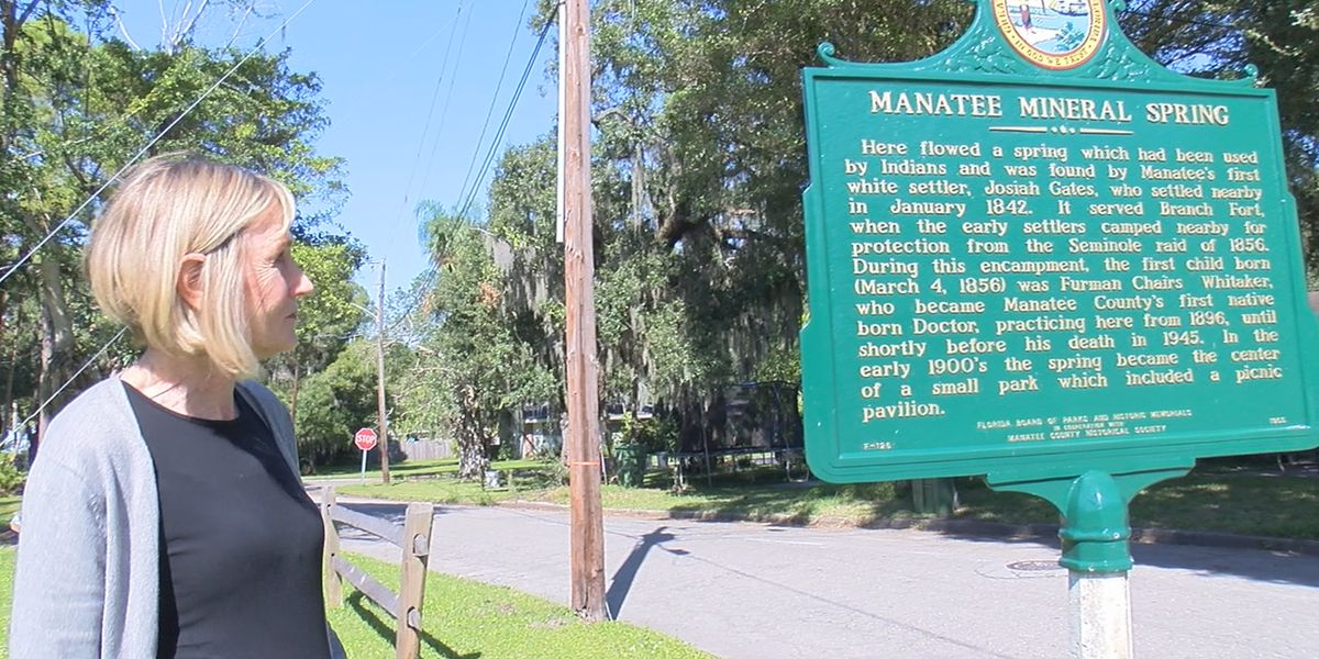 Archaeologist set to excavate Manatee Mineral Spring Park before Bradenton Riverwalk expansion