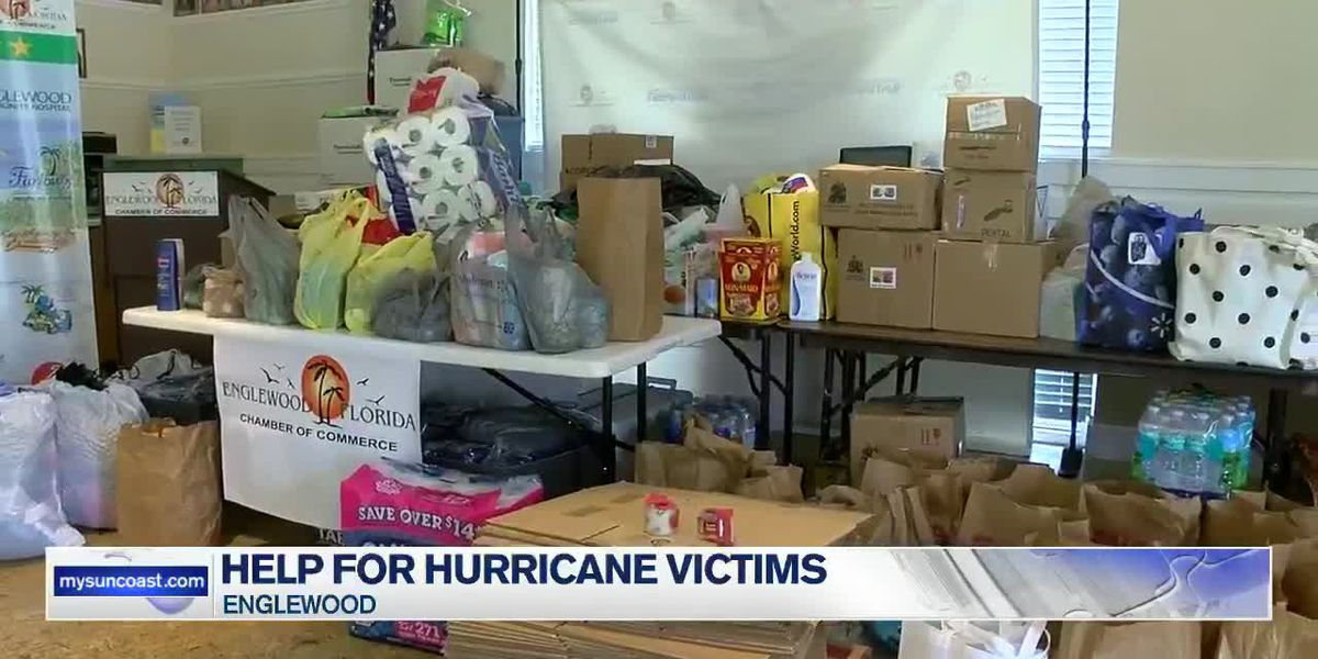 Rotary Club of Englewood collecting supplies for hurricane victims