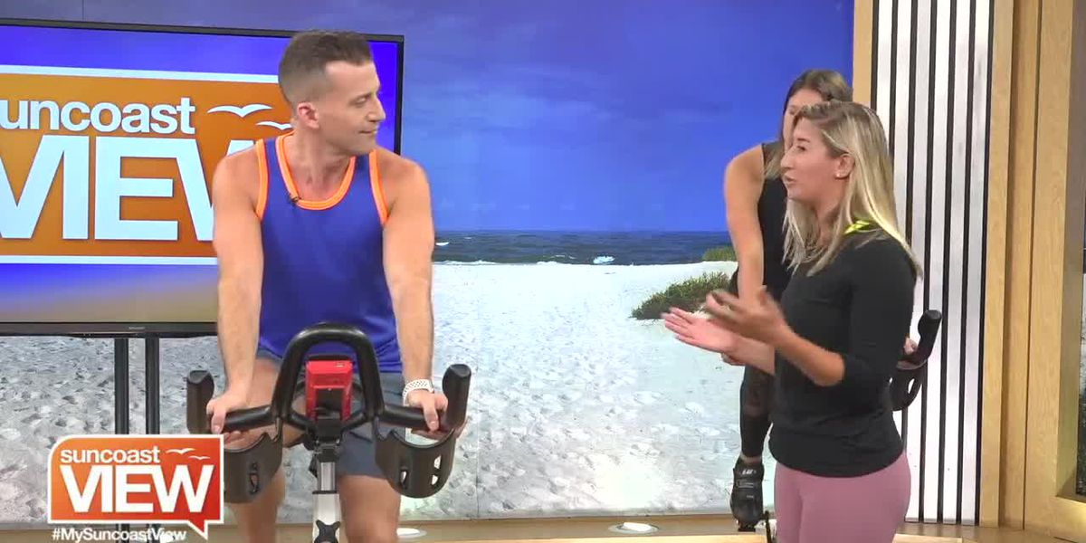 We Take a Spin on Off the Handle Cycling! | Suncoast View