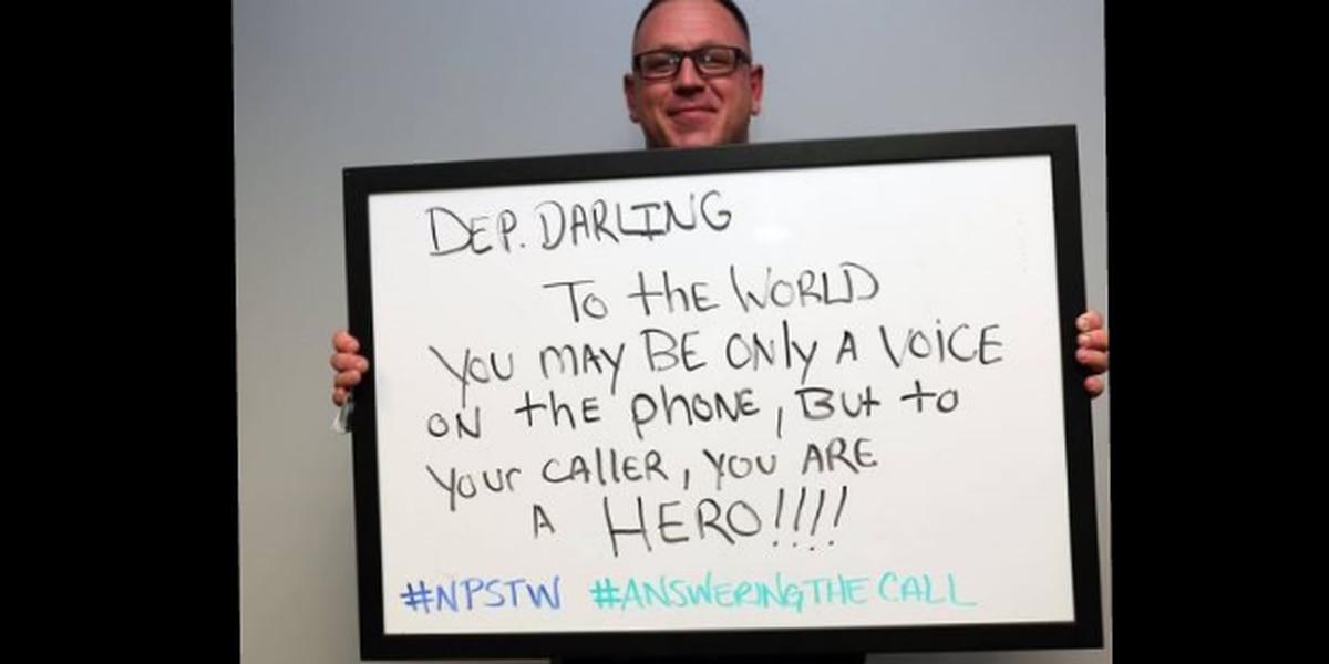 Sarasota Sheriff's set to celebrate National Public Safety Telecommunications Week