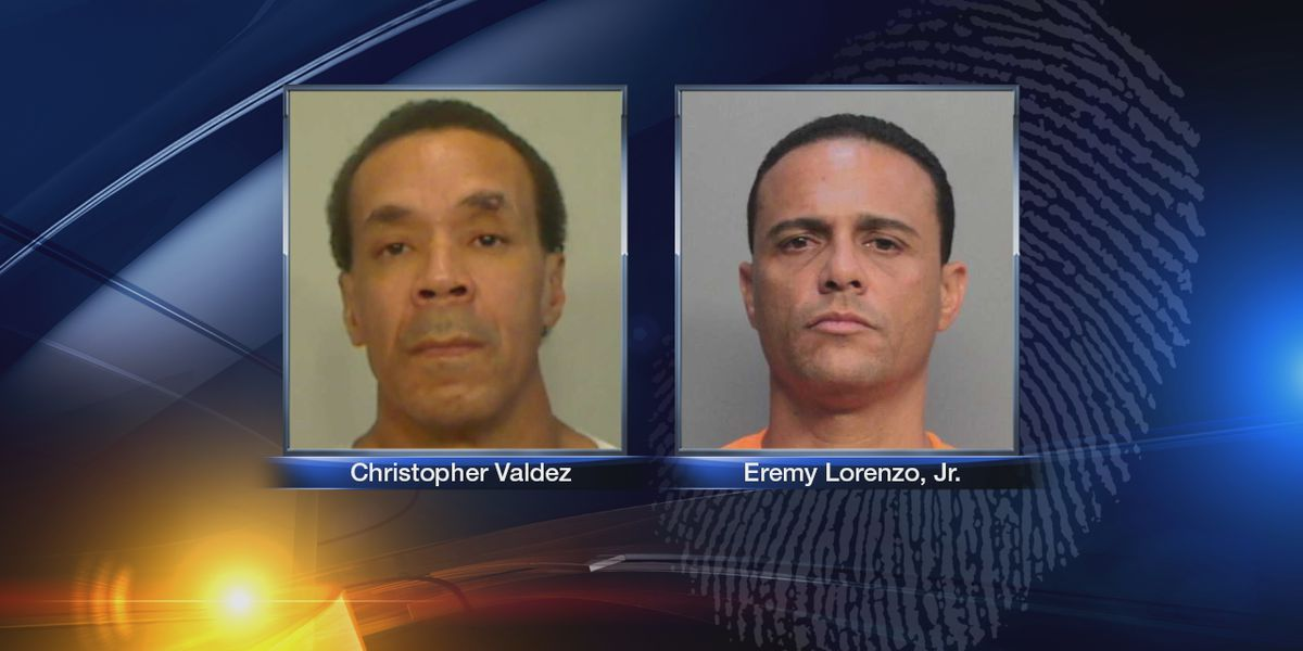 One suspect now behind bars, another suspect at large in connection to April's Longboat Key home burglaries