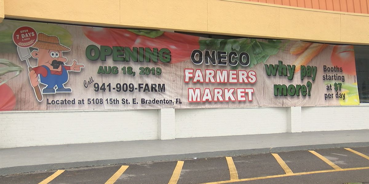 "New ""farmers market"" will open soon in Bradenton, but there's more to it than fresh produce"