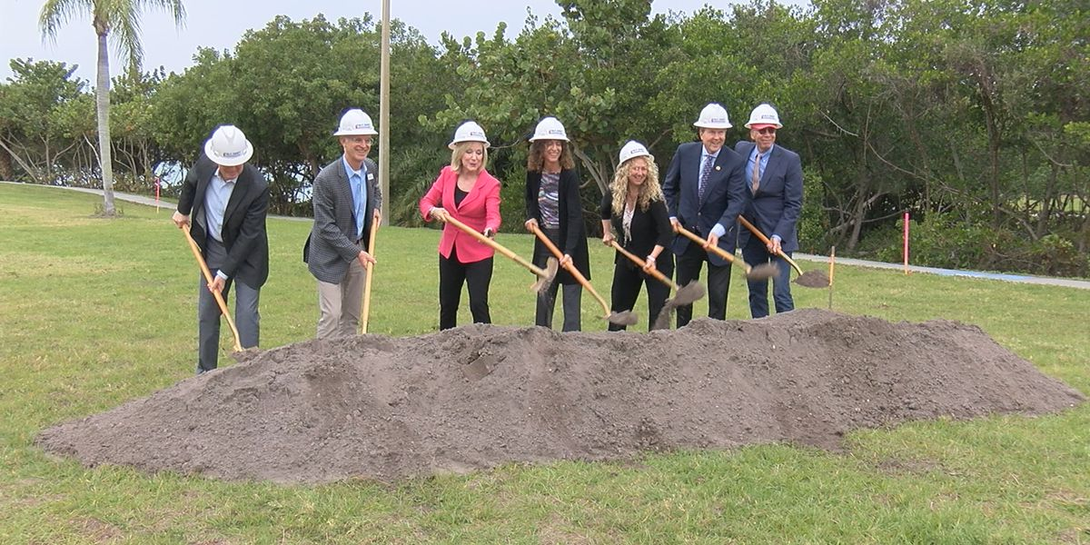 The Bay Project remembers late philanthropists at groundbreaking for Mangrove Bayou