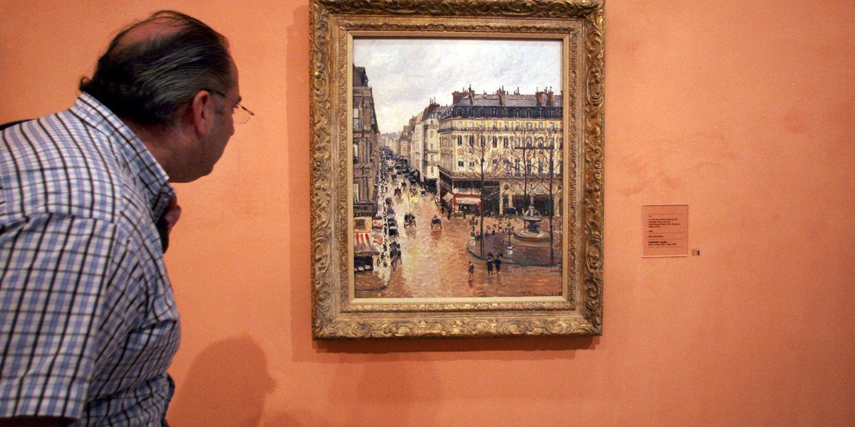 Spanish museum, California family in court over disputed art