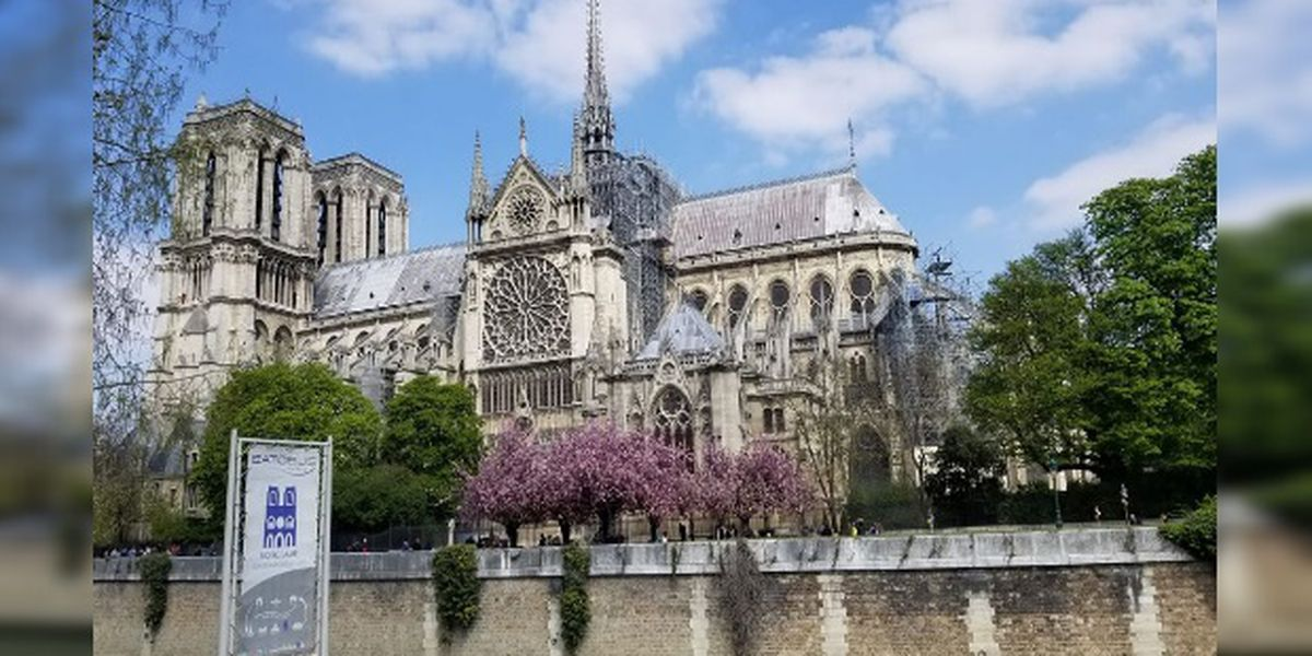 Suncoast residents remember Notre Dame in Paris after fire