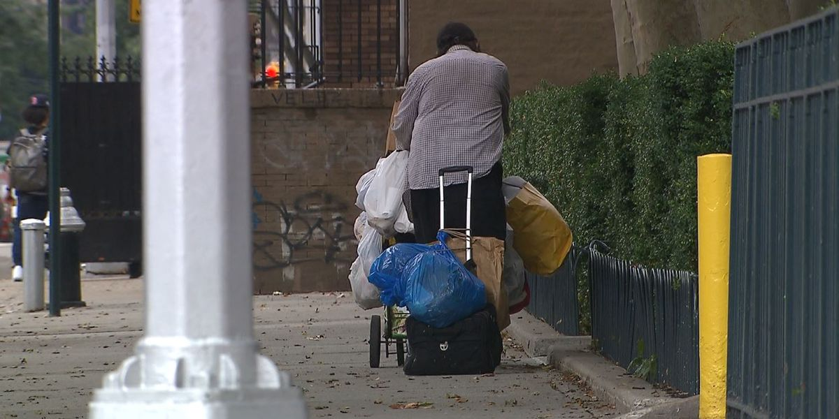 Homeless among most vulnerable during COVID-19 pandemic