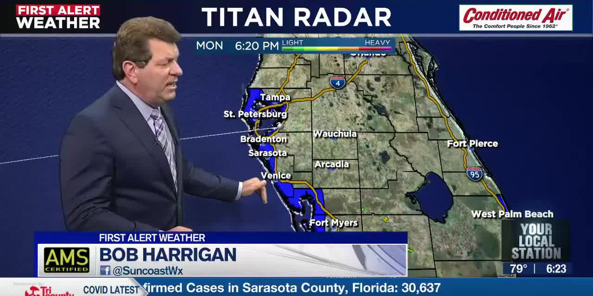 First Alert Weather - 6pm April 12, 2021