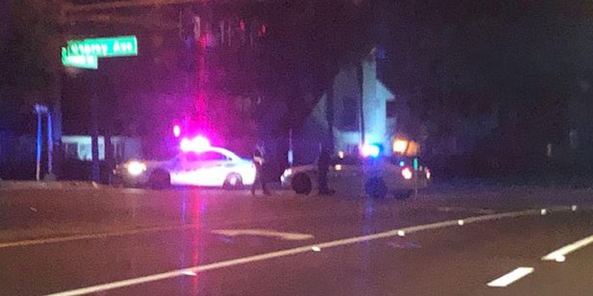 Sarasota Police respond to serious car accident