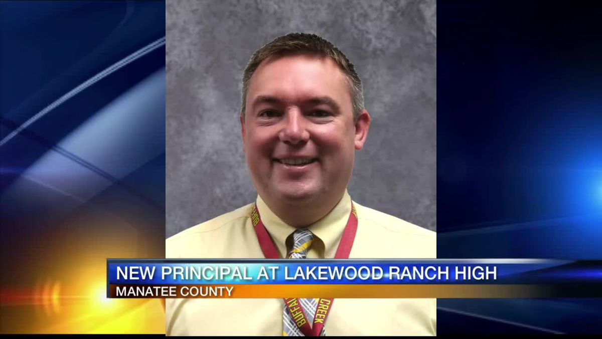 Lakewood Ranch High School announces new principal