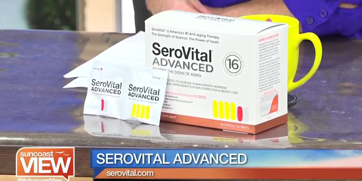 Our Beauty Expert Talks the Beautifying Features of SeroVital Advanced | Suncoast View