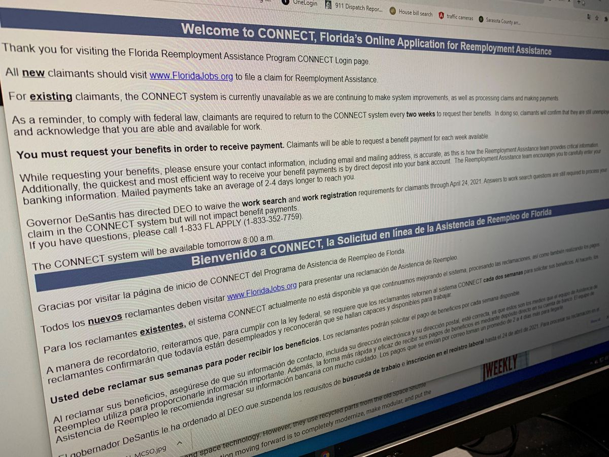 State eyes costly fix to unemployment website