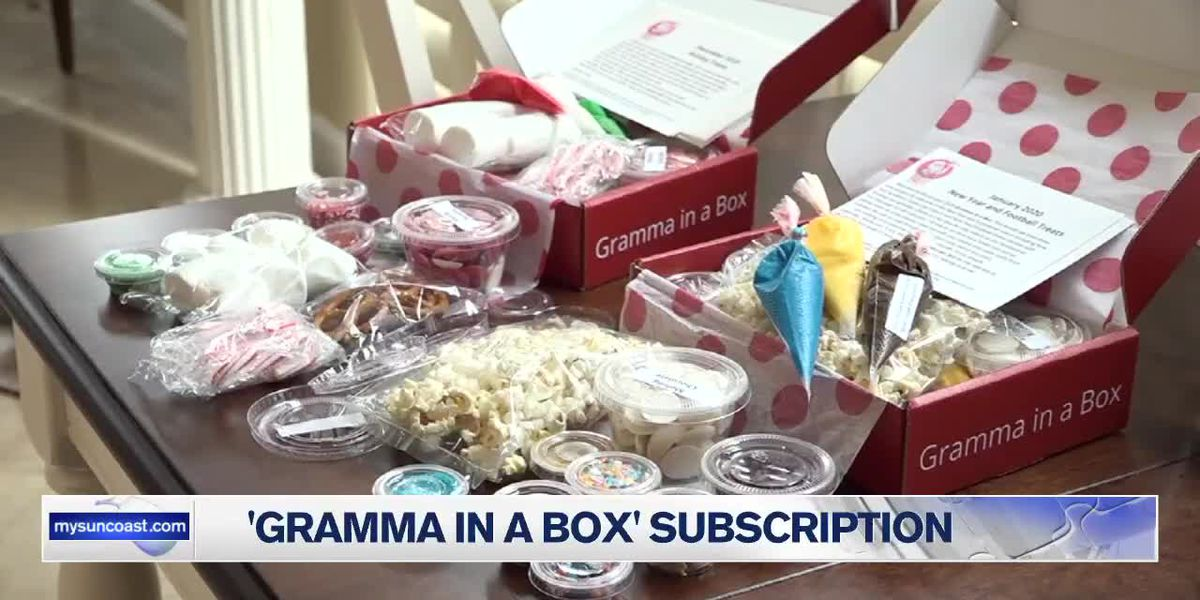 'Gramma In A Box' Subscription