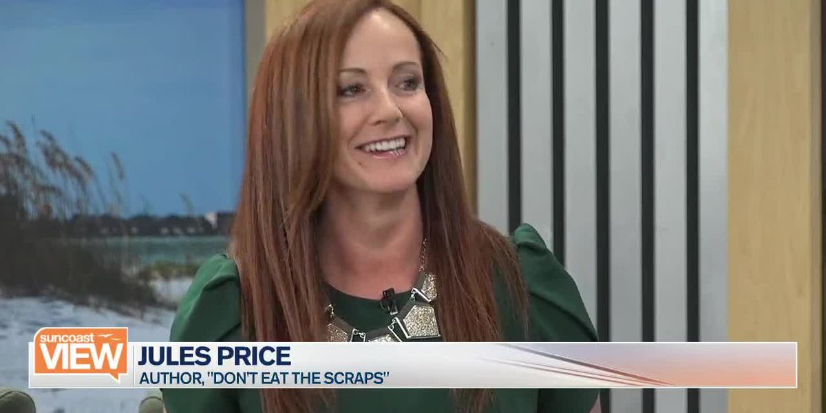 """Author Jules Price Talks Relationship Advice in """"Don't Eat the Scraps"""" 