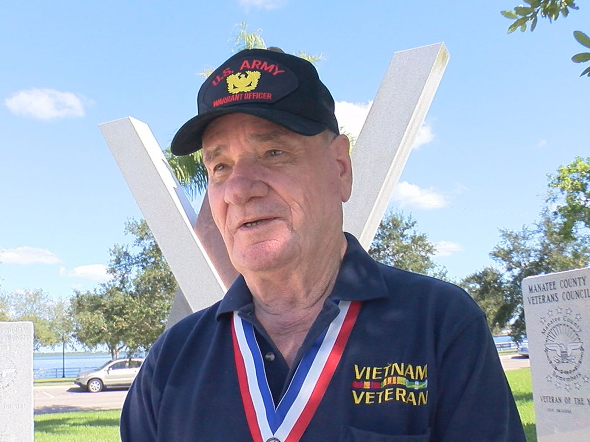 Manatee County Army Veteran soon to be inducted into Florida Hall of Fame