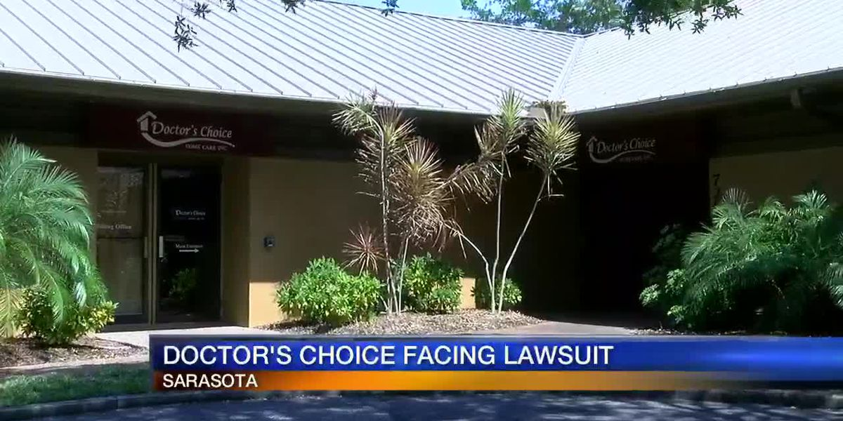 Doctor's Choice facing lawsuit