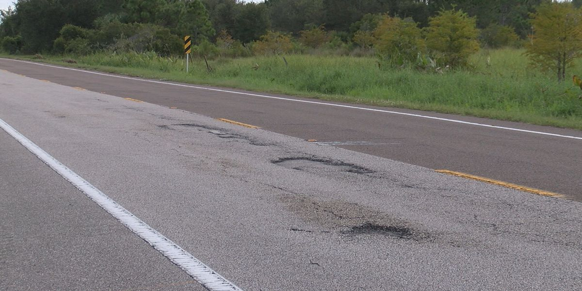 Repairs coming to State Road 72 in eastern Sarasota County before the end of the year