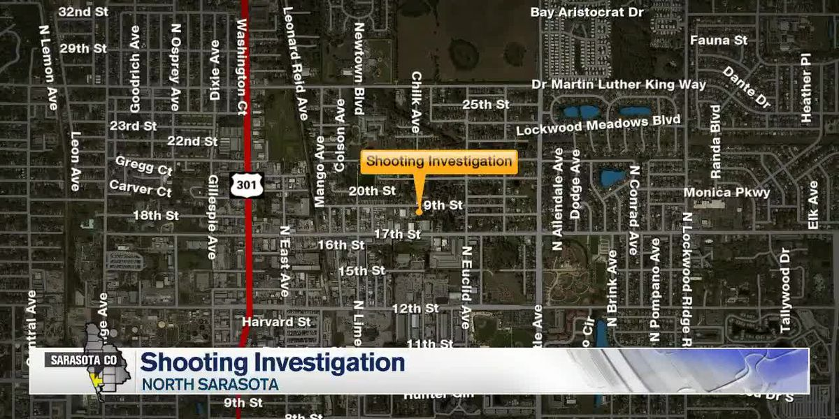Deputies: Investigation underway after multiple gunshots were fired at a home in Sarasota