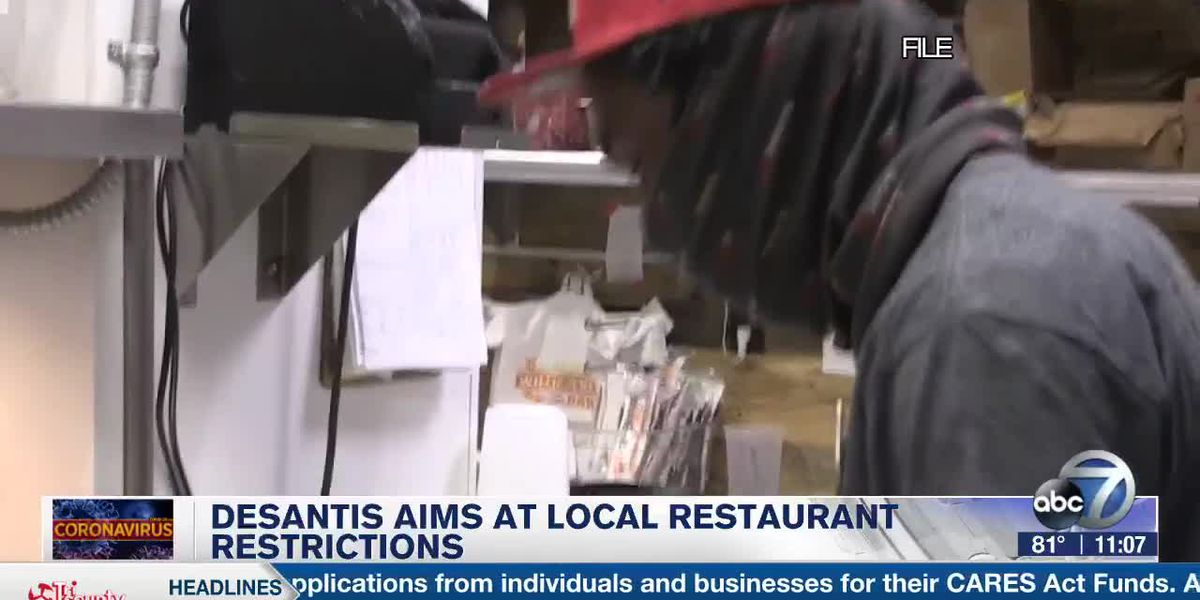 Florida moves to Phase 3, lifts restrictions on restaurants