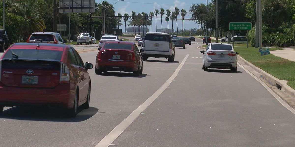 Residents express noise and speeding concerns on Gulf Stream at Tamiami Trail in Sarasota