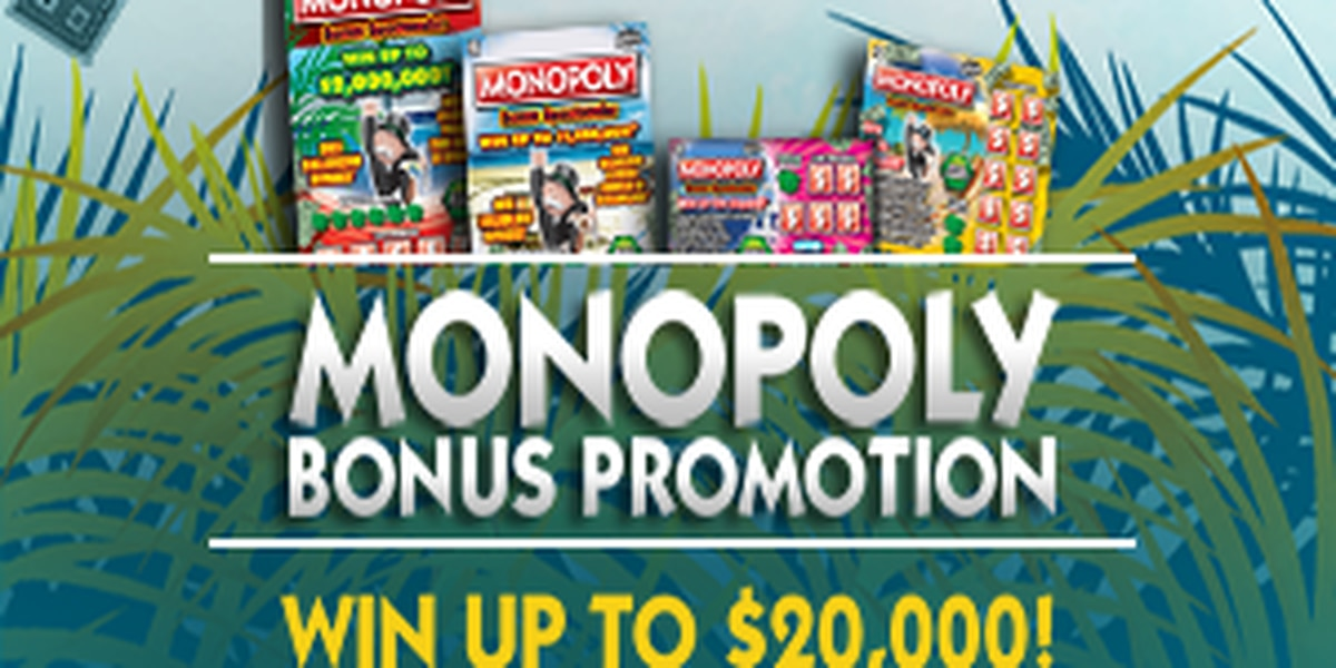Florida Lottery - Watch to Win Monopoly!