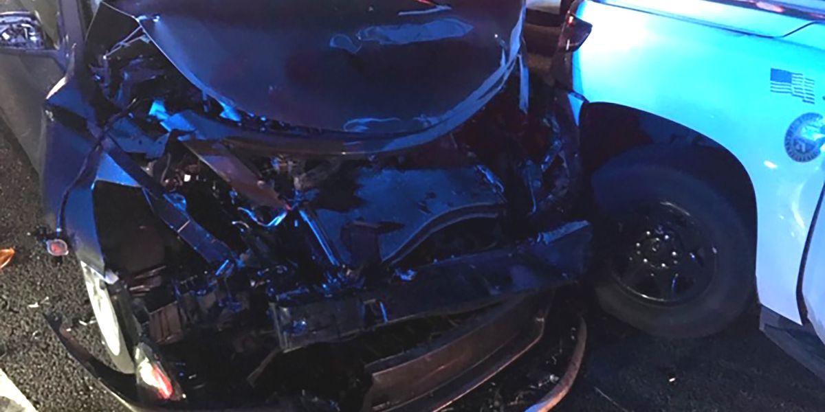 Sarasota woman charged with DUI after crashing into Sarasota Deputy's cruiser
