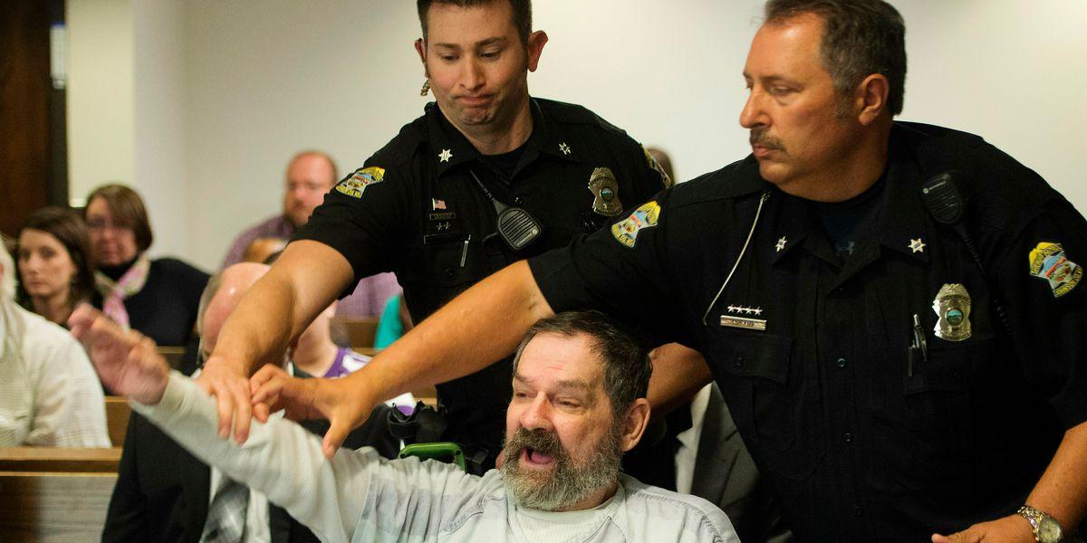 Man who fatally shot 3 at Kansas Jewish sites dies in prison