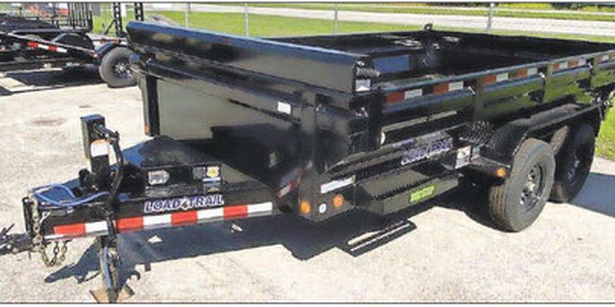 Englewood police looking for trailer thief
