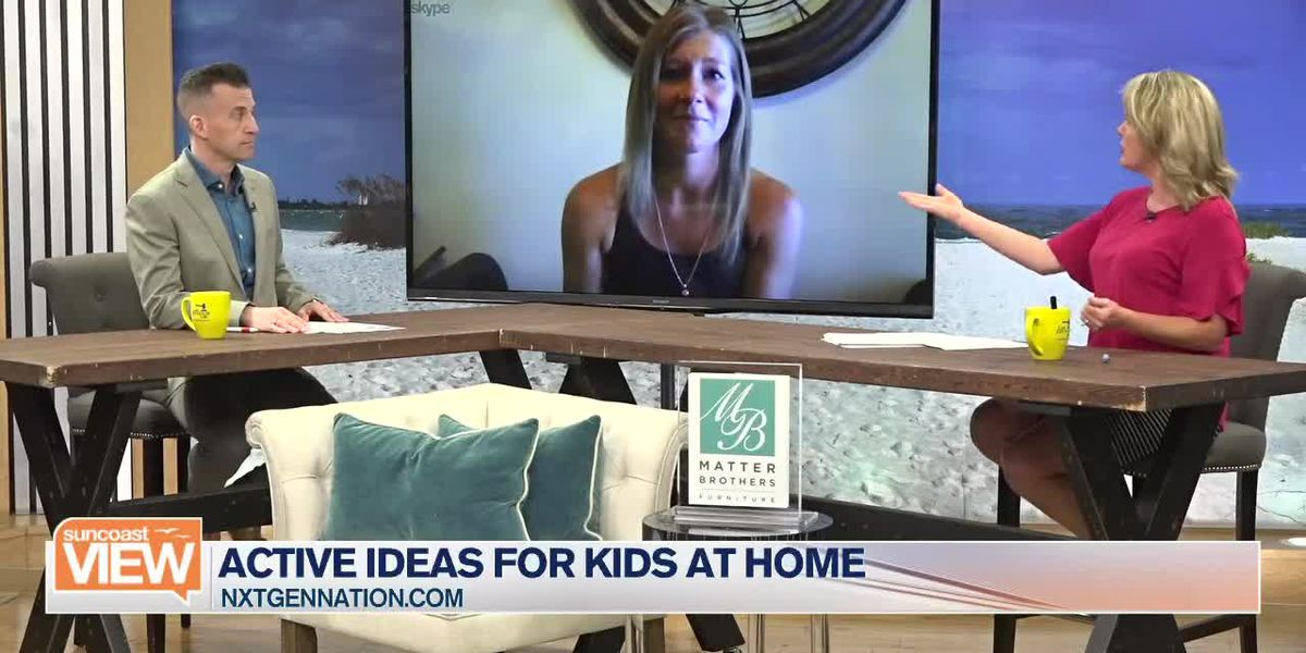 Active Ideas For Kids At Home | Suncoast View