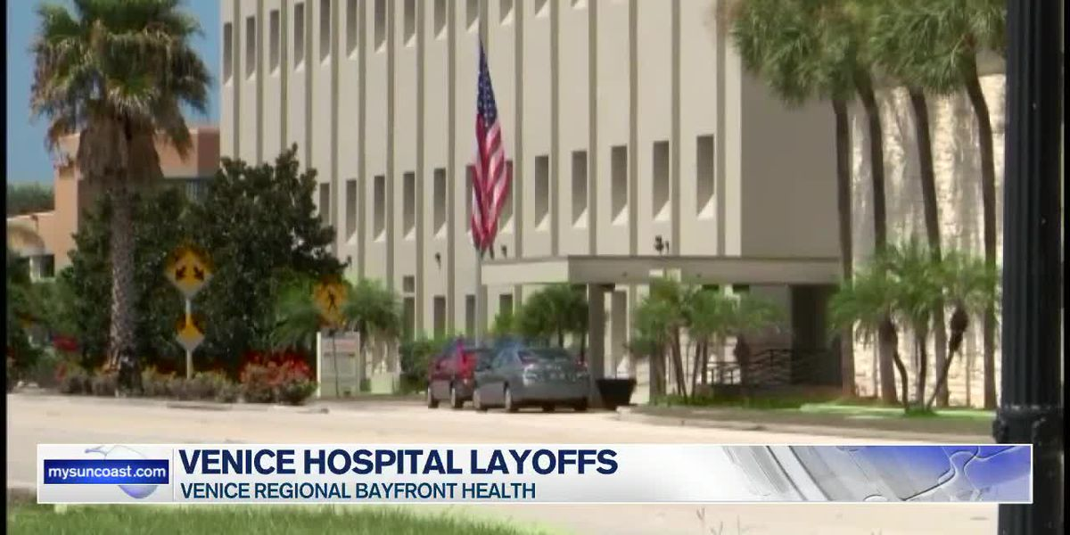 Venice Regional Bayfront Health lays off employees, reports say
