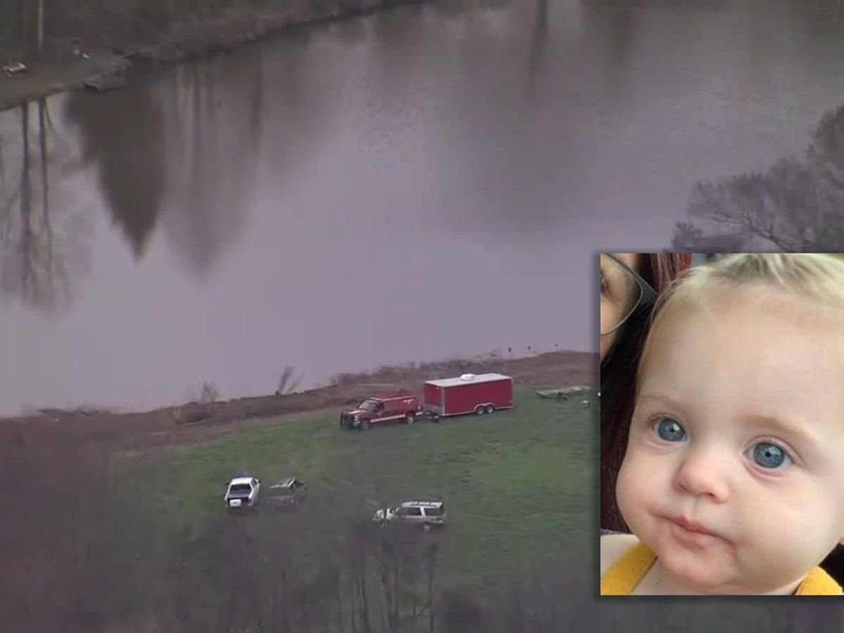 Amber Alert: Search for Tennessee toddler Evelyn Boswell in North Carolina pond inconclusive
