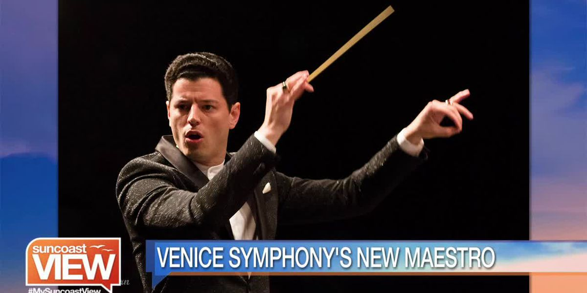 The New Maestro of The Venice Symphony | Suncoast View