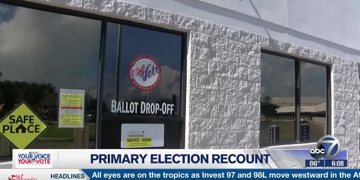 No recount in Manatee County judge's race after candidate concedes