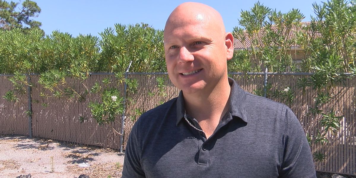 Nik Wallenda speaks with ABC7 about his upcoming high-wire challenge above Times Square in New York City