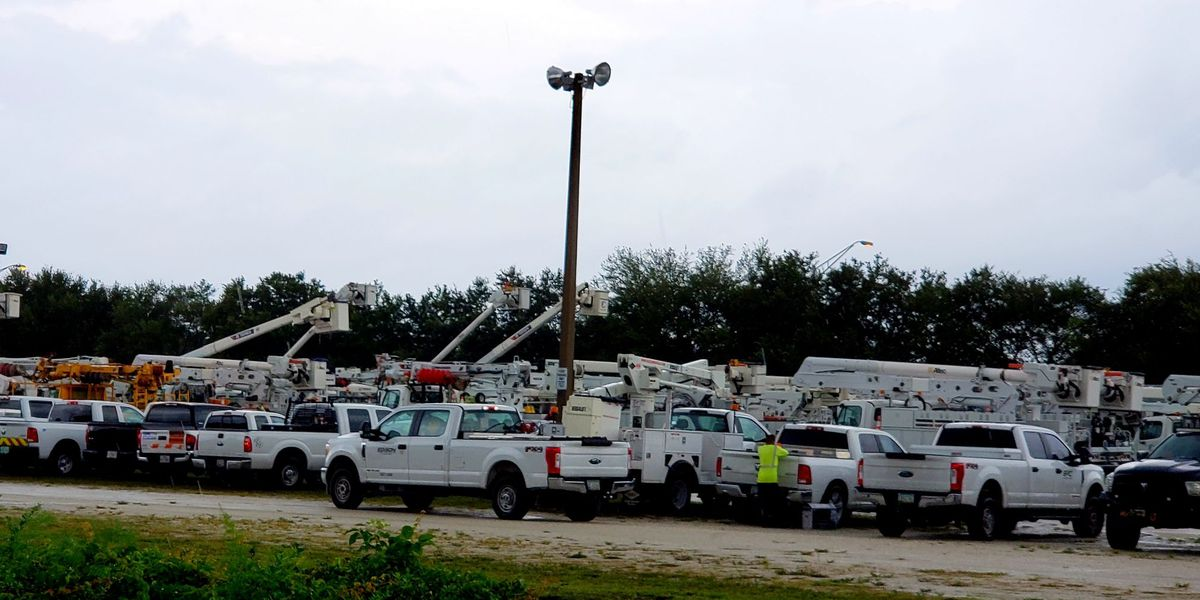 FPL crews standing by for 'mutual assistance' after hurricane hits Panhandle