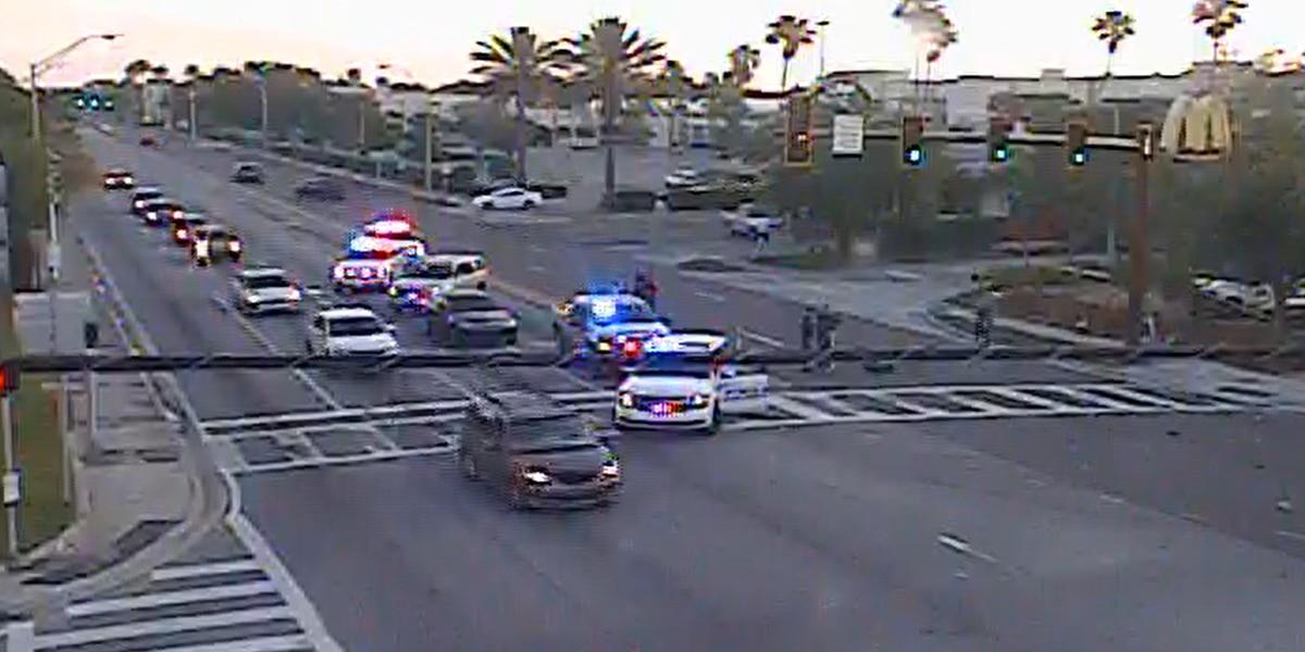 First Alert Traffic: Crash at Bee Ridge and U.S. 41