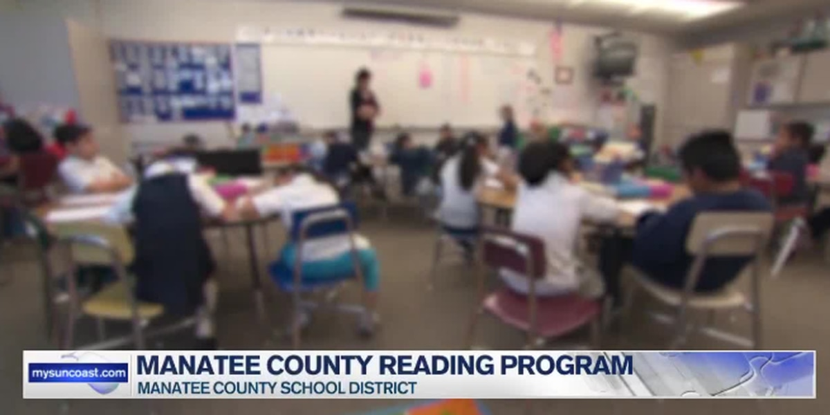 Manatee County School District working on reading program for elementary students