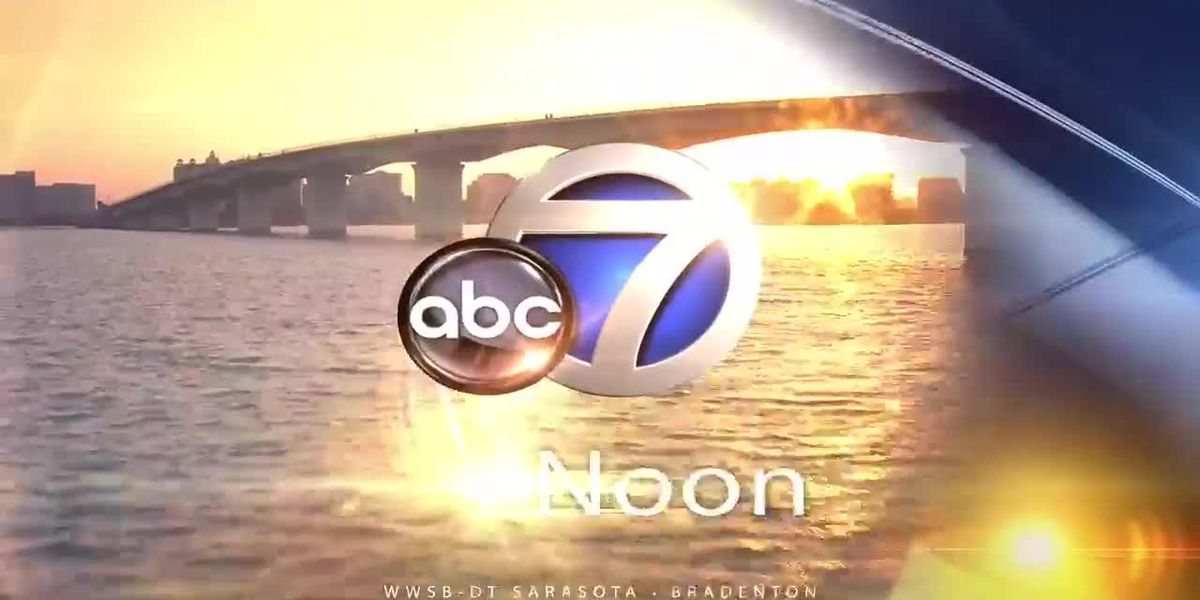 Noon Newscast - March 25, 2019
