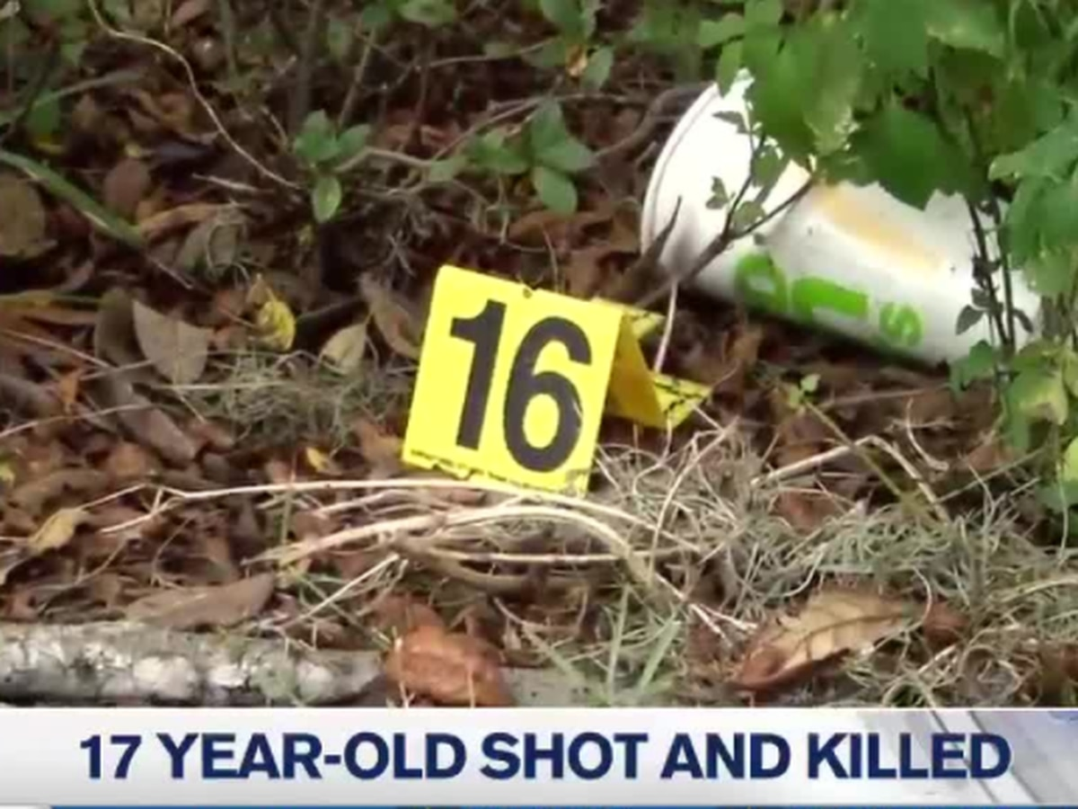 17-year-old shot and killed after deputies say was 'Drug deal gone bad'