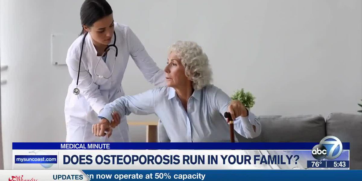 Does Osteoporosis Run in Your Family?