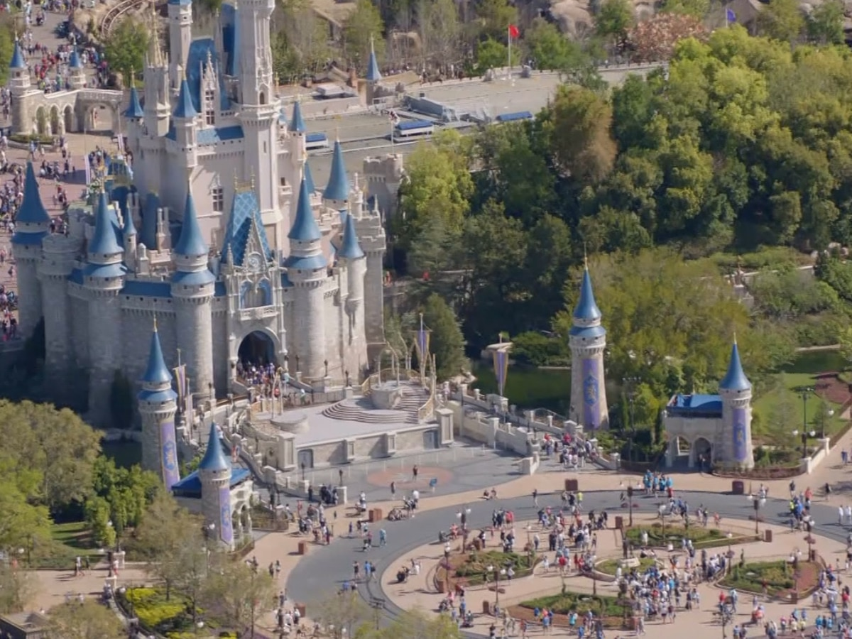 Disney World announces plans to re-open in July