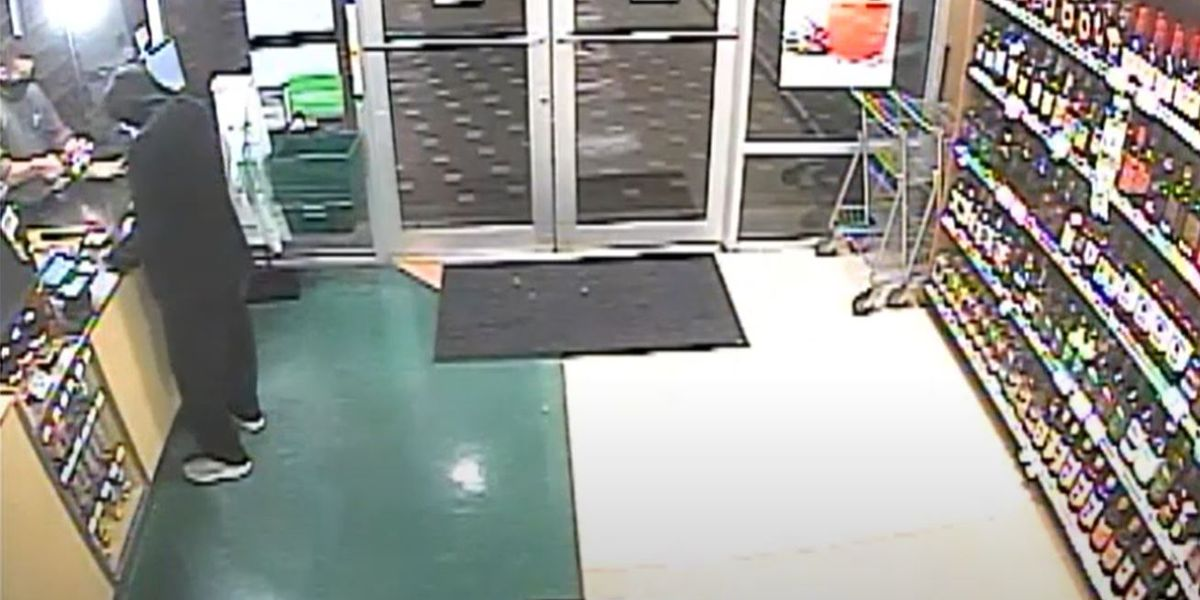 Charlotte County Sheriff's Office attempts to identify Publix liquor store Armed Robbery suspect