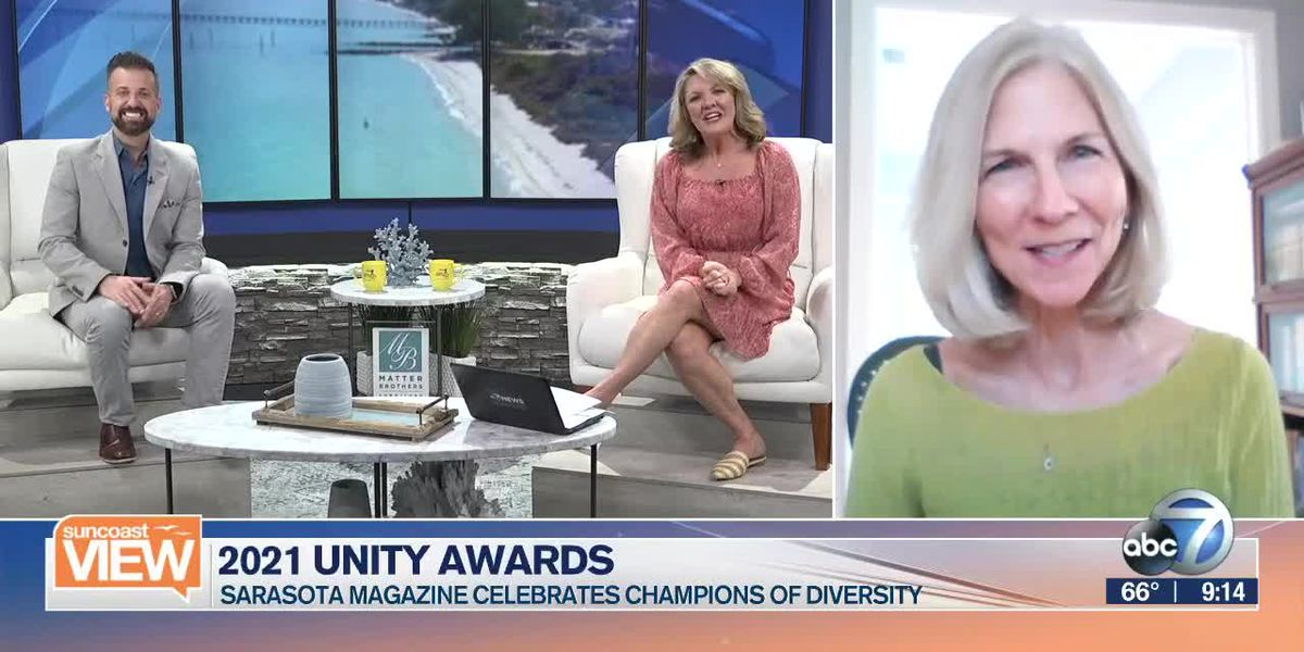 Sarasota Magazine's 2021 Unity Awards | Suncoast View