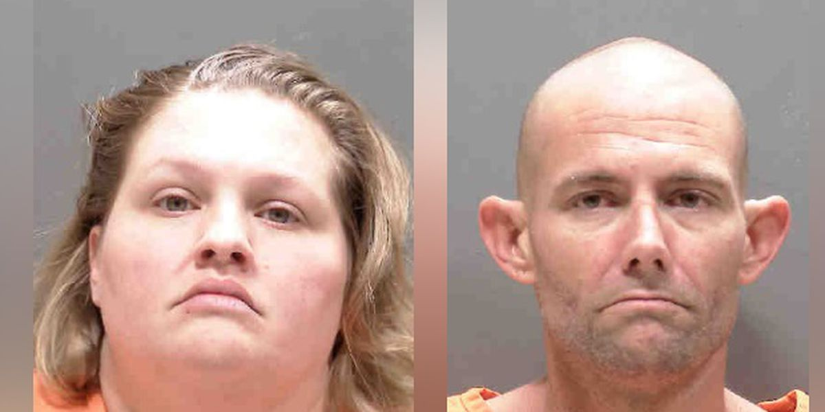Couple charged after allegedly stealing items from unlocked vehicle in Siesta Key