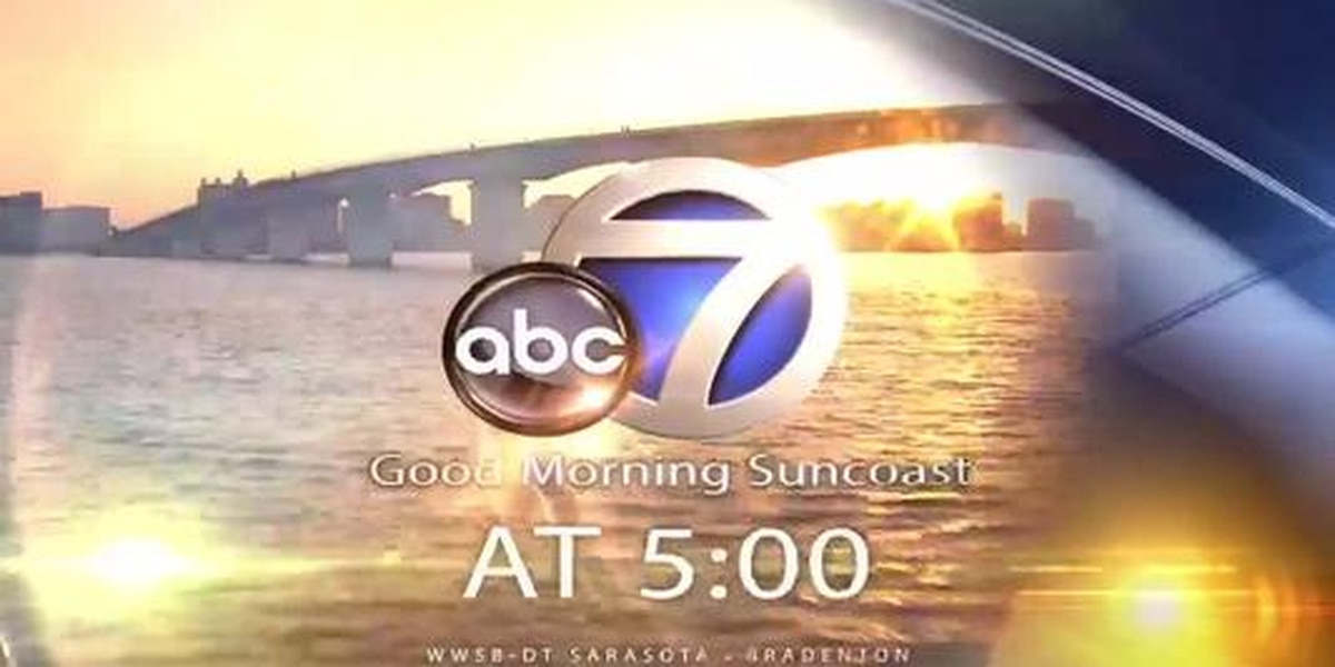 Good Morning Suncoast 5AM - Tuesday, March 12, 2019
