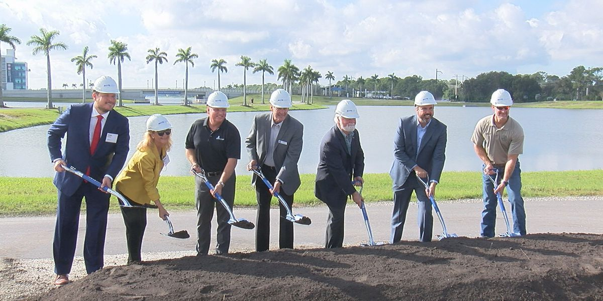 Mote breaks ground on new Science Education Aquarium at Nathan Benderson Park